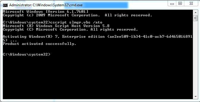 on Cd Product Key Windows 10