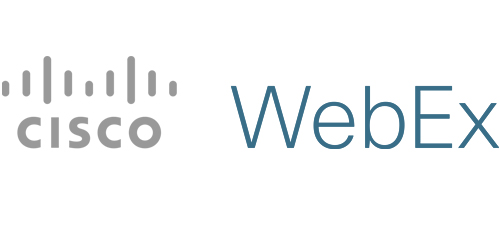 Screenshot of the WebEx Logo