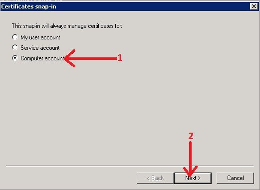 computer account fieldbox