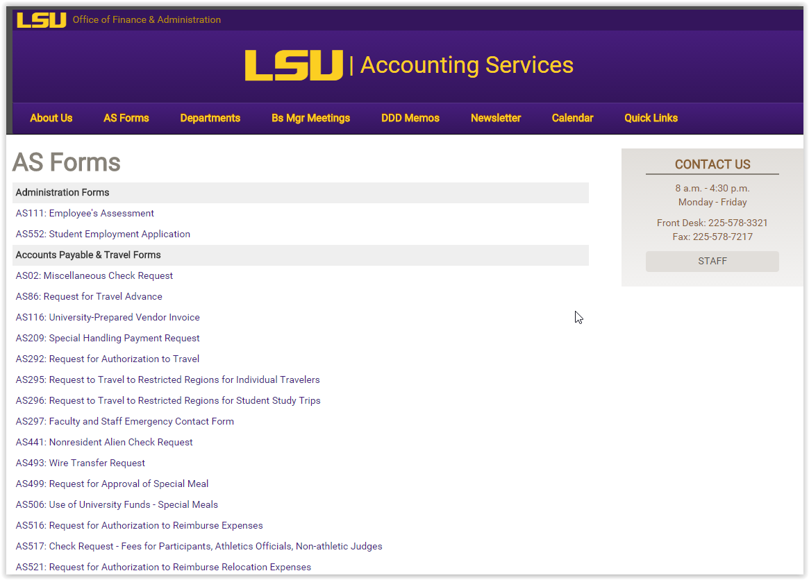 Reimburt Request Form | Lsu Forms Overview Grok Knowledge Base