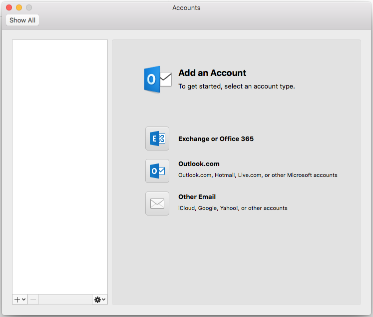 How To Add Account To Outlook 2011 Mac Yahoo Account to